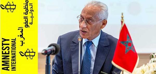 """""""التامك"""" يقصف منظمة العفو الدولية .. موقفها العدائي ضد المغرب ليس وليد اليوم"""