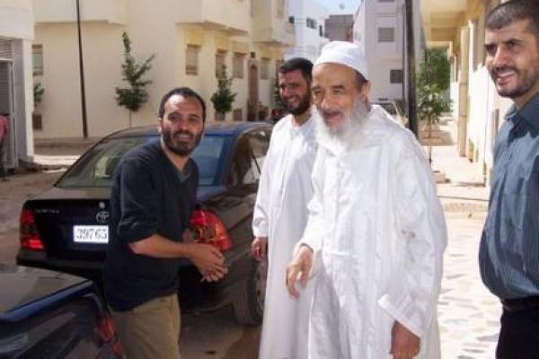 """المرحوم """"عبد السلام ياسين"""""""