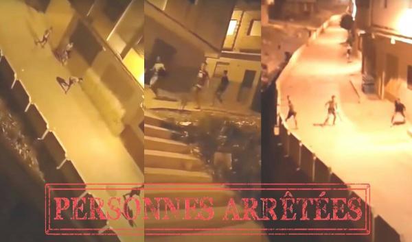 """فيديوهات """"عنف"""" على مواقع التواصل تقود لإعتقال 7 أشخاص بطنجة بينهم قاصر"""