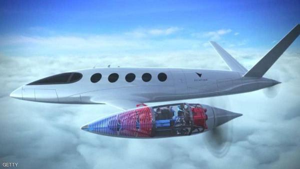 أول ظهور للطائرة الكهربائية التي ستربط بين أحياء المدن