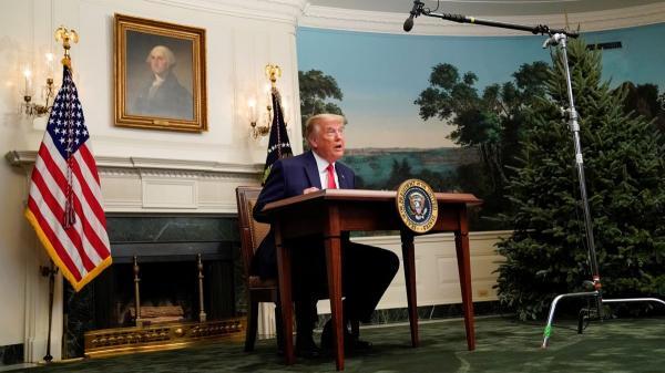 الانتخابات الأمريكية: ترامب يحدد شرطه لمغادرة البيت الأبيض
