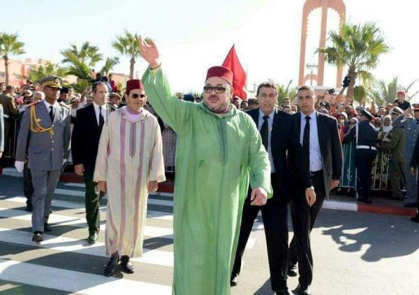 """بعد مراكش...الملك """"محمد السادس"""" سيتجه إلى هذه المدينة المغربية في زيارة رسمية"""