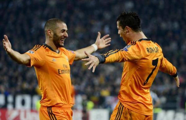 بالفيديو - ريال مدريد يضع قدماً في ثمن نهائي دوري الأبطال بتعادل مثير مع يوفنتوس