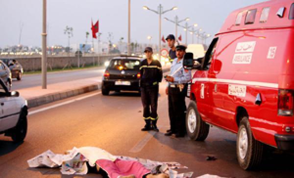 17 قتيلا و1933 جريحا حصيلة حوادث السير بالمناطق الحضرية خلال الأسبوع الماضي