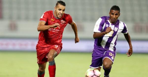 المغربي يوسف العربي يضمن لقب هداف دوري نجوم قطر
