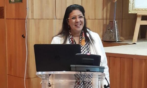 القاضية المغربية جميلة صدقي تؤدي اليمين أمام مفوضية الاتحاد الإفريقي