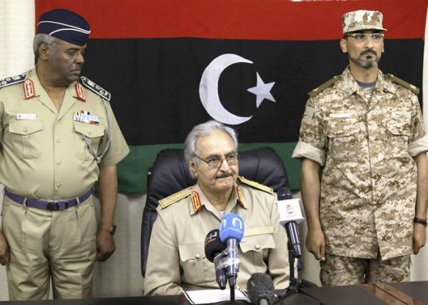هذا هو موقف المغرب من هجوم قوات حفتر على طرابلس