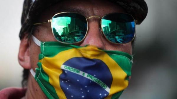 """رقم مرعب لإصابات """"كورونا"""" في البرازيل"""