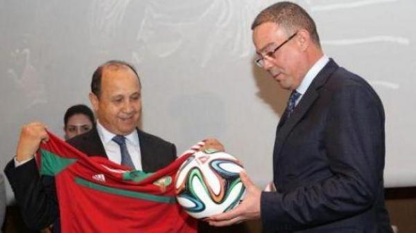 """جامعة """"لقجع"""" في ورطة بسبب رفض """"اتصالات المغرب"""" تجديد عقد الاحتضان وتعثر المفاوضات مع شركة أخرى"""