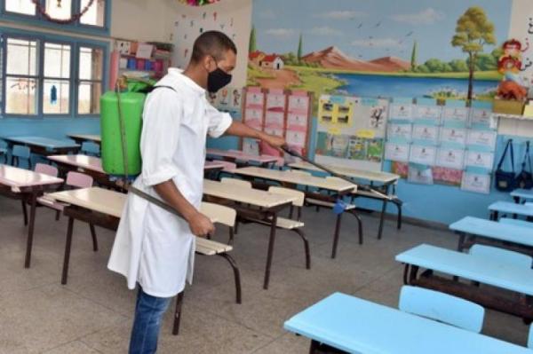 سلطات طنجة تقرر إعادة فتح المؤسسات التعليمية المعنية بقرار التعليم عن بعد ابتداء من هذا التاريخ