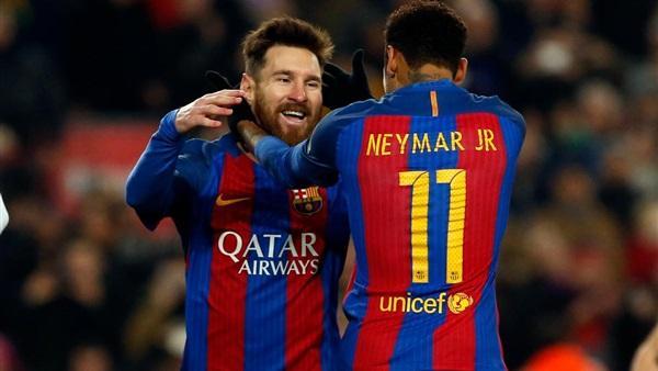 برشلونة يحاول إقناع ميسي بتجديد عقده وصفقة نيمار تعود للواجهة