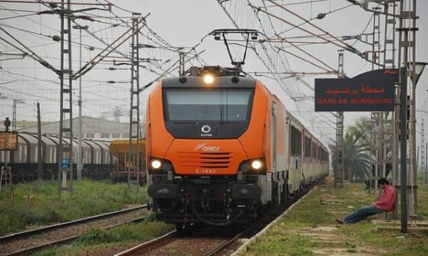 مراهقون يعرضون سلامة ركاب قطار لخطر حقيقي وهذا مصيرهم