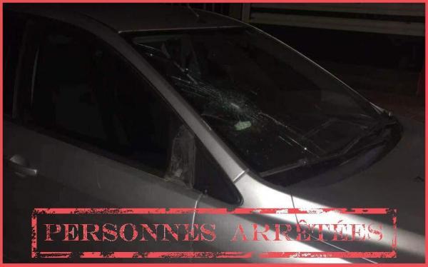 الأمن يعتقل المتورطين في واقعة تخريب 6 سيارات بسلا
