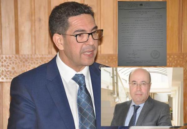 مدير أكاديمية الرباط يلتزم بتفعيل دفتر تحملات صفقة الحراسة والنظافة