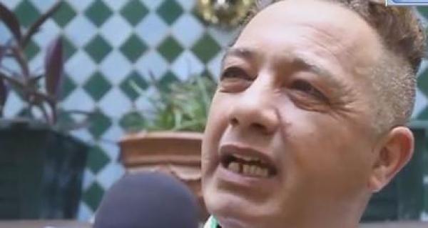 اعتقال الممثل المغربي رفيق بوبكر