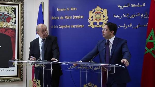 عاجل...المغرب يصدر بلاغا حول تعمد نشر رسوم الكاريكاتير المسيئة للإسلام وللرسول (ص) بمباركة فرنسية