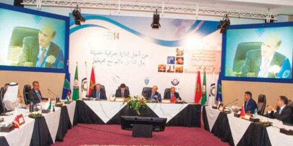الجزائر تنسحب من إجتماع إقليمي بسبب خريطة المغرب!