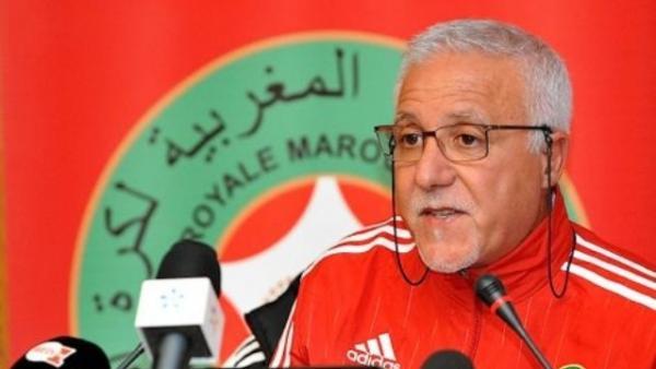 """جامعة """"لقجع"""" تقيل المدير التقني الوطني """"ناصر لارغيت"""" وهذا هو السبب"""