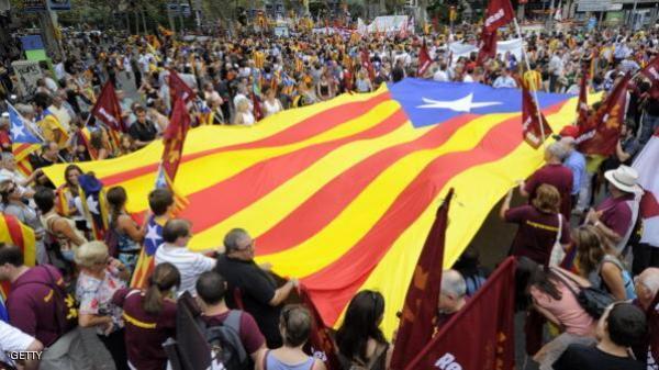 الحكومة الإسبانية تتعهد بمنع إجراء استفتاء على انفصال إقليم كاتالونيا