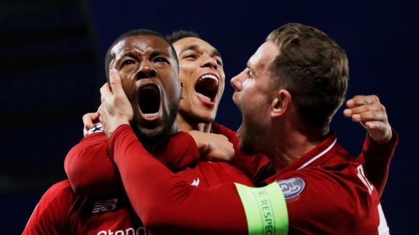 """ليفربول يحقق """"ريمونتادا"""" تاريخية أمام برشلونة ويتأهل الى نهائي مدريد (فيديو)"""