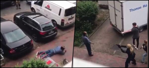 مقتل مغربي رميا بالرصاص على يد قوات الأمن بألمانيا يحرك الرابطة المغربية للمواطنة وحقوق الإنسان