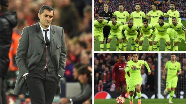 هؤلاء هم أبرز المرشحين لتدريب فريق برشلونة بعد النكسة الأوروبية