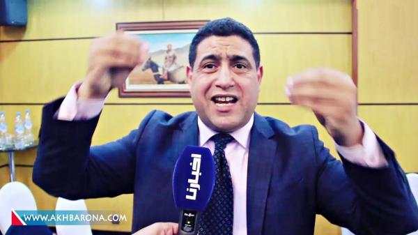 """الهيني : مطالبة معتقلي """"حراك الريف"""" بإسقاط جنسيتهم المغربية """"حماقة"""" من تخطيط جهات لا ترجوا لهم ولا للبلاد خيرا"""