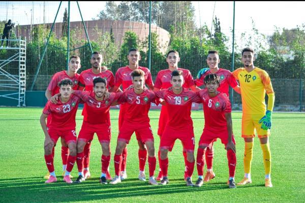 المنتخب المغربي لأقل من 20 سنة يفوز مجددا على بوركينا فاسو