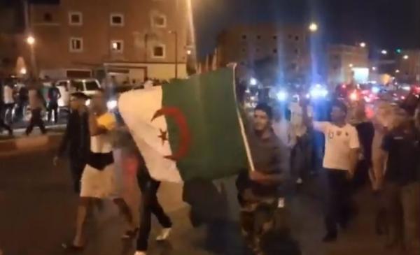 ولاية العيون تكشف عن تفاصيل الأعمال التخريبية التي نفذها مرتزقة البوليساريو بعد فوز الجزائر