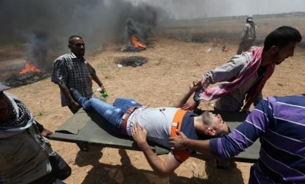 مصرع 8 فلسطينيين من أسرة واحدة في غارة إسرائيلية على غزة