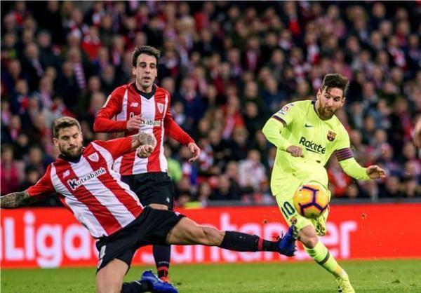 برشلونة يضيع نقاط جديدة بالتعادل مع بيلباو