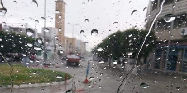 الله يرحمنا...أمطار منتظرة غدا بهذه المناطق المغربية