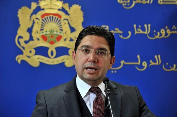 عدد من السفراء الجدد يُقدمون لناصر بوريطة أوراق اعتمادهم
