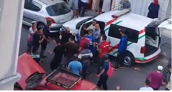 """مصدر أمني يكشف ملابسات """"فيديو"""" إطلاق النار بالدار البيضاء"""