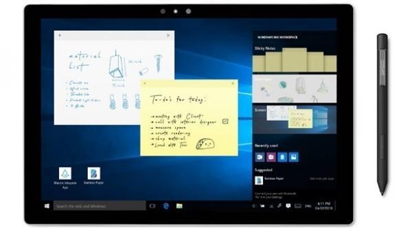 """أقلام ذكية جديدة لحواسيب ويندوز 10 من """"واكوم"""""""