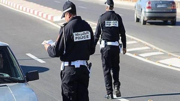 أنباء عن محاولة طمس واقعة صفع قاض لشرطي مرور بمراكش