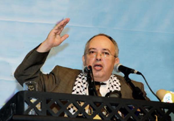 """المغربي """"خالد السفياني"""":""""إسقاط ف 16 الإسرائيلية بداية نهاية العربدة الإسرائيلية"""""""