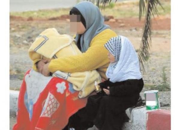 سوريات يعرضن أطفالهن للتبني في مرتيل