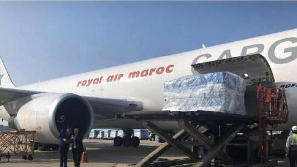 الدفعة الجديدة من لقاحات كورونا تصل إلى المغرب وهذه تفاصيلها