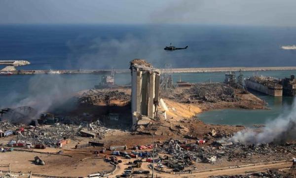 محققون فرنسيون يتفاجؤون بعد فحصهم لموقع انفجار مرفأ بيروت