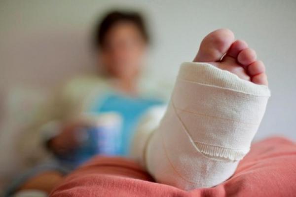 إصابة لاعب مغربي بكسر خلال تداريبه المنزلية