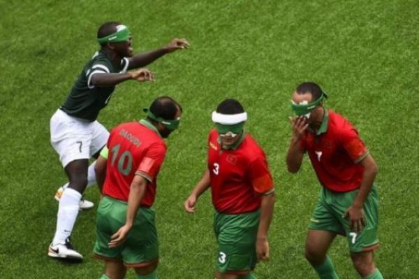 المنتخب المغربي يحرز لقب بطولة إفريقيا للمكفوفين وضعاف البصر