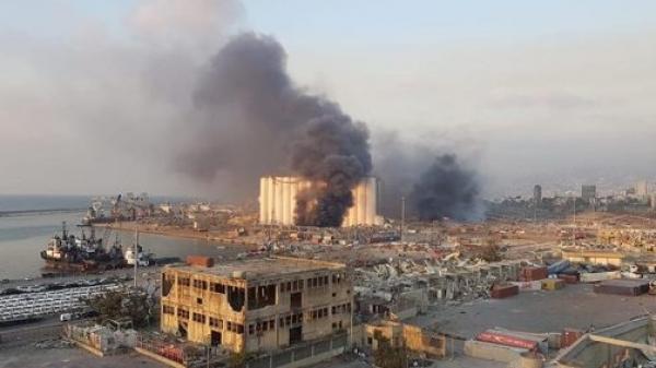 الأمن القبرصي يخضع مالك السفينة التي تسببت حمولتها في انفجار بيروت للاستنطاق