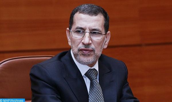"""العثماني يرد على انتقاد النقابات لزيادة 300 درهم في الأجور """"اللهم هي ولا والو"""""""