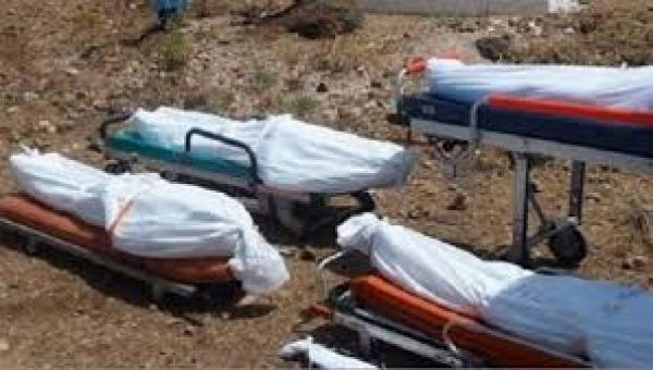 العثور على 10 جثث في حفرة عميقة شمال غربي المكسيك