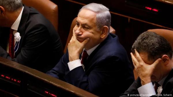 """أخيرا...نهاية المسار السياسي للسفاح """"نتنياهو"""" والسجن بات في انتظاره"""