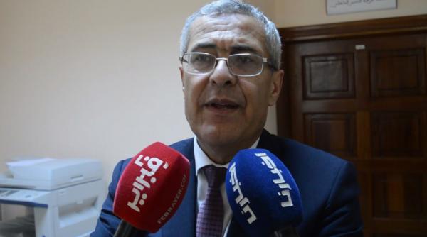 وزير العدل يتعرض لحادثة سير في طريق عودته من مدينة آسفي