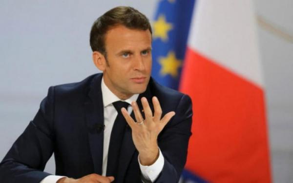 الرئيس الفرنسي ماكرون يرفض إقامة دوري السوبر الأوروبي