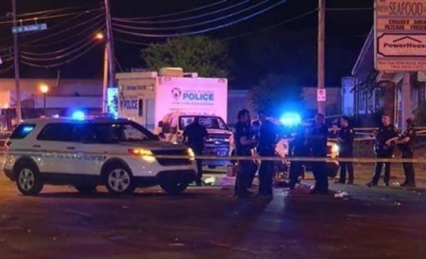 ثمانية قتلى في حادث إطلاق النار في مدينة إنديانابوليس الأمريكية
