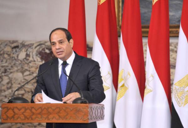 البرلمان المصري يصوت بعد غد على تمديد ولاية السيسي